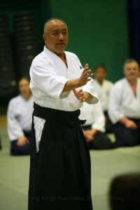 M. Fujita sensei † (8e Dan)